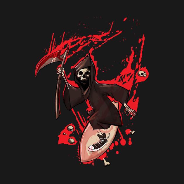 satanic surfer