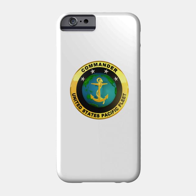 Commander U S  Pacific Fleet Seal