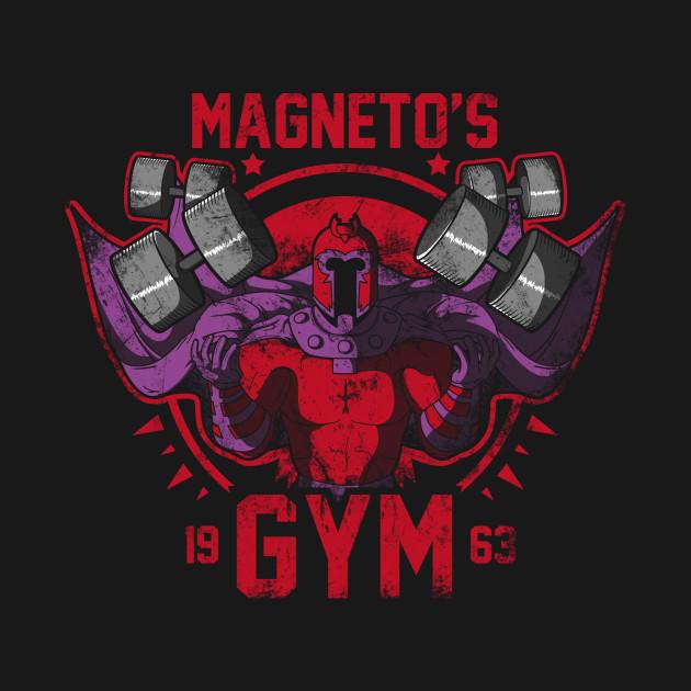 Magneto´s Gym