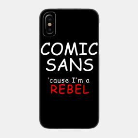 comic sans font android