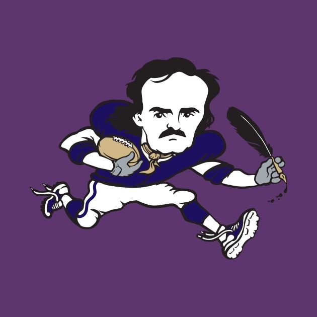 Edgar Allan Poe Football