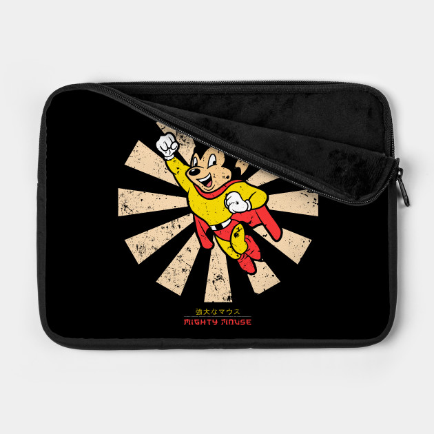 Mighty Mouse Retro Japanese