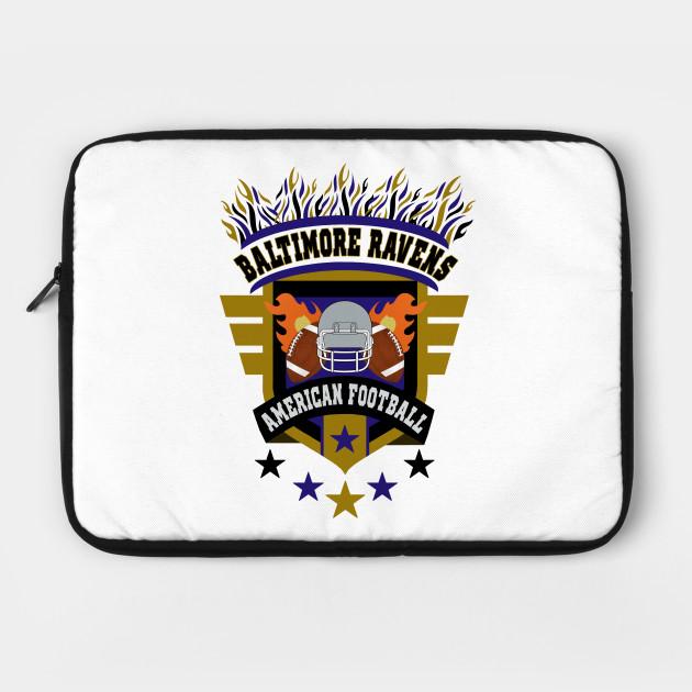 Baltimore Ravens Football Team Gift Fan Lover