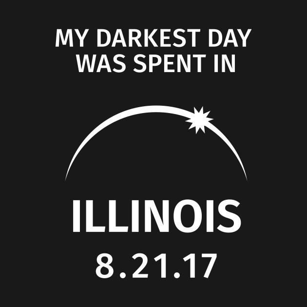 My Darkest Day Was Spent In Illinois Solar Eclipse