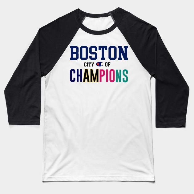 Boston City Of Champion