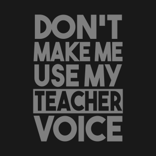 7979393b8 Teacher Funny T-Shirts | TeePublic