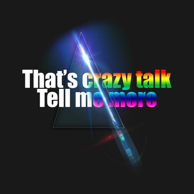 That's Crazy Talk RGB