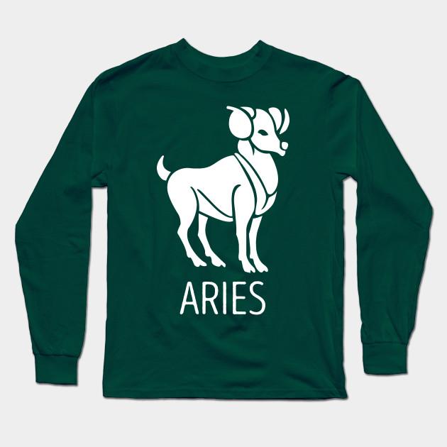 221a3259c Astrological Zodiac Tee Shirts - Aries the Ram - Aries Zodiac Sign ...