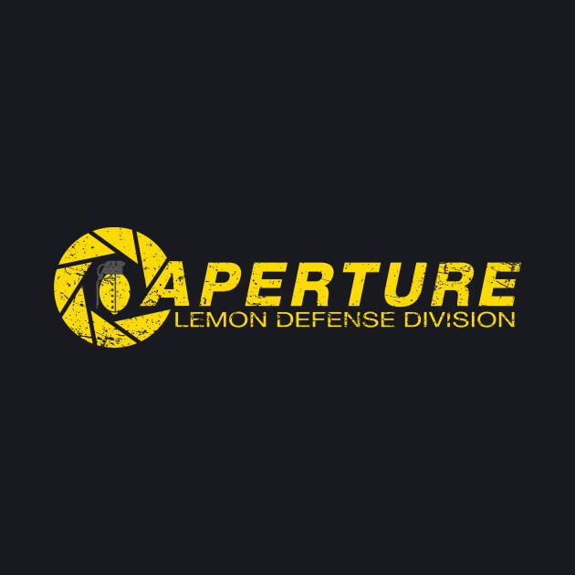 Aperture Laboratories - Lemon Defense Division