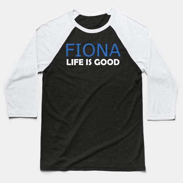 Fiona Hill Impeachment Deposition ,Life is Good T-Shirt Baseball T-Shirt