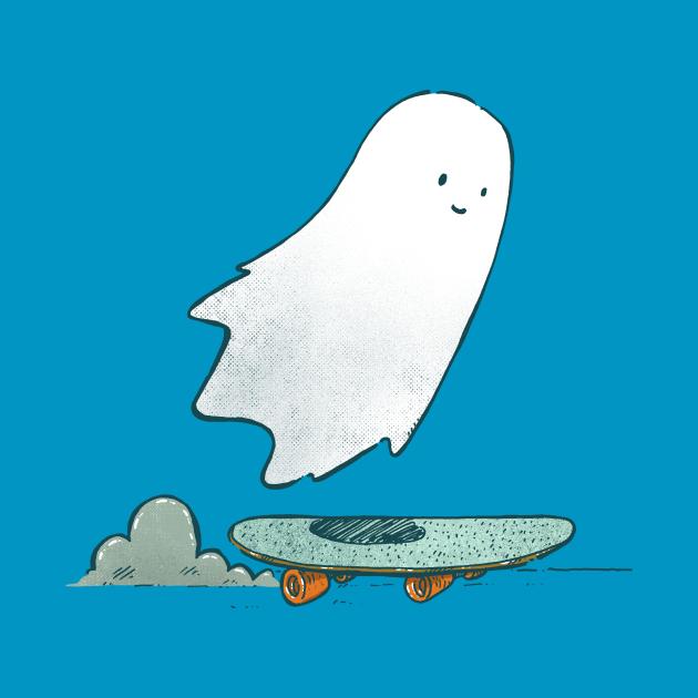 The Ghost Skater