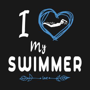 Swimmer Gift Ideas T-Shirts | TeePublic