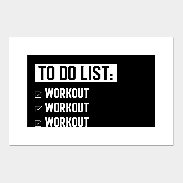 Funny Fitness Workout Motivation Fitness Motivation Quotes Posters And Art Prints Teepublic