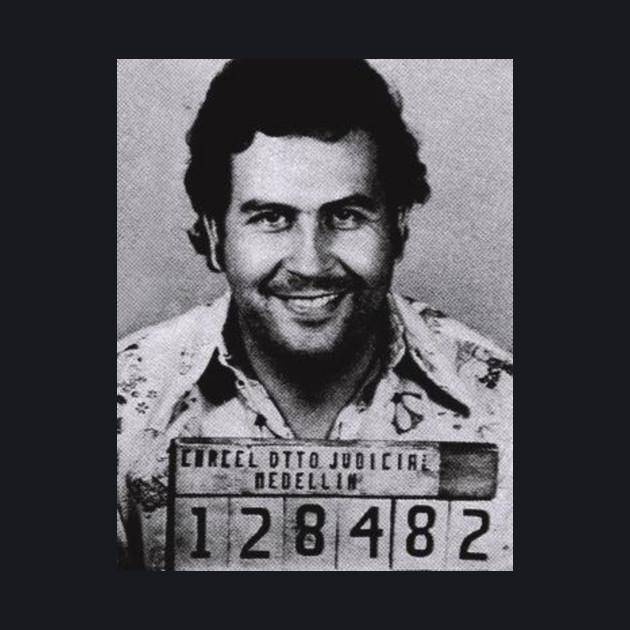 Pablo Escobar Smile