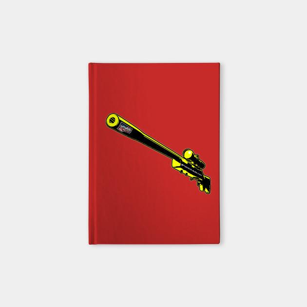 Punchado Sniper Rifle Blank Text, v. Code Yellow