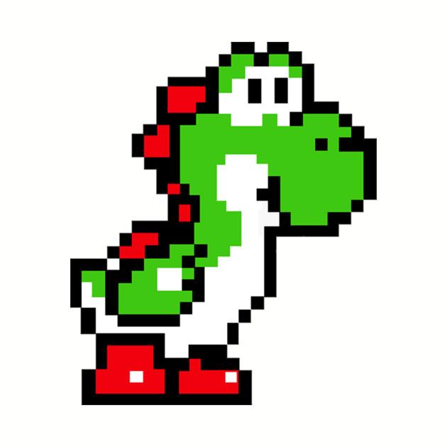 Yoshi 8-Bits