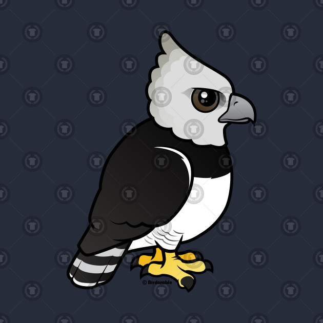 Birdorable Harpy Eagle