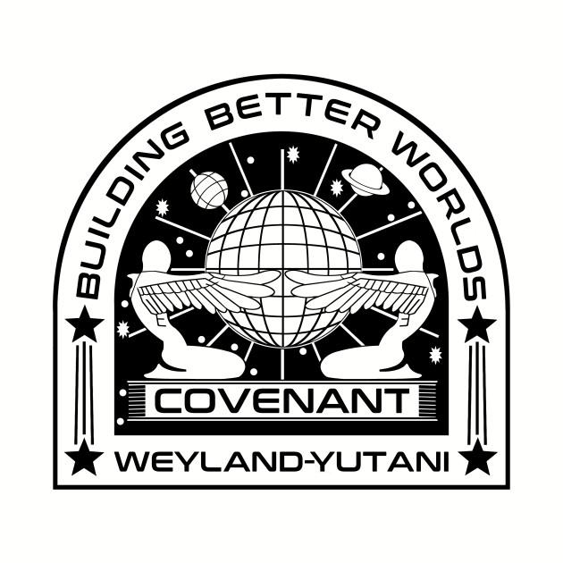 Alien Covenant Mission black