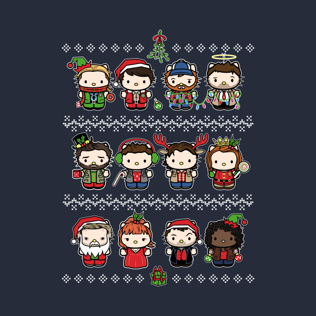 A Happy SPN Holiday