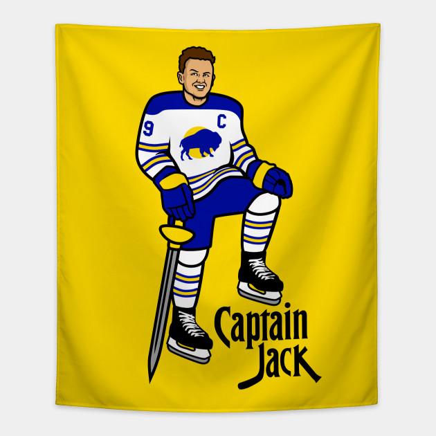 new style b40d3 f4775 Captain Jack Eichel