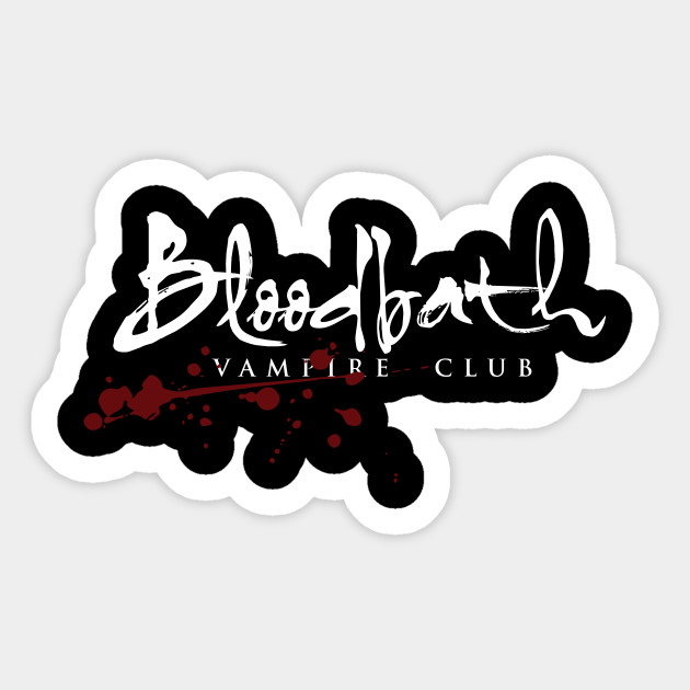 Bloodbath Sticker