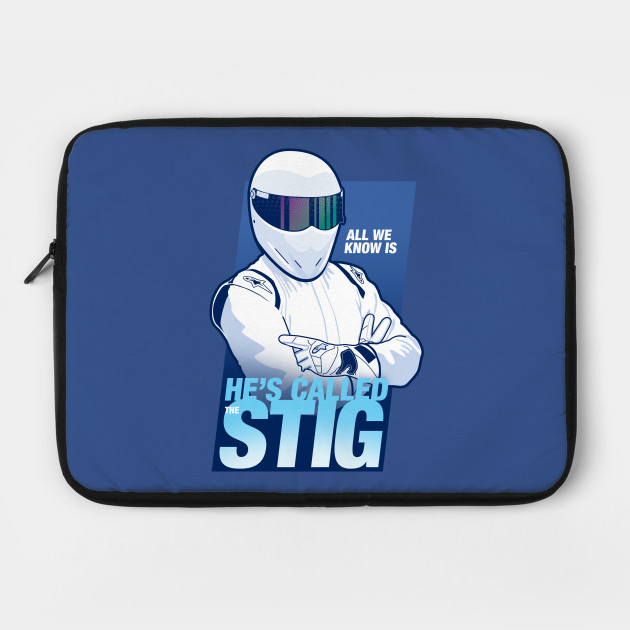 He's Called The Stig
