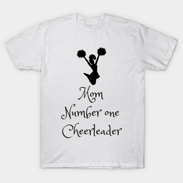 9fa81a83126db Mom Number one Cheerleader