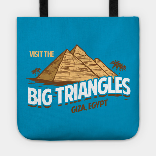 Visit The Big Triangles Of Egypt