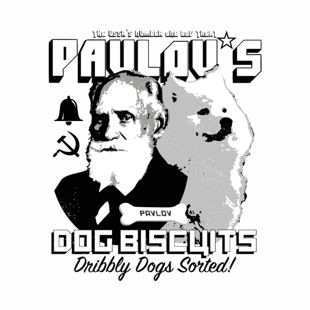 Pavlov's Dog Biscuits