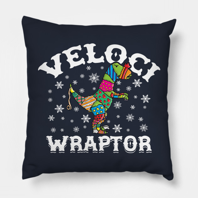 Christmas Veloci Wraptor