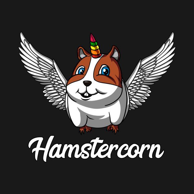 Hamstercorn Hamster Unicorn Magical Pet