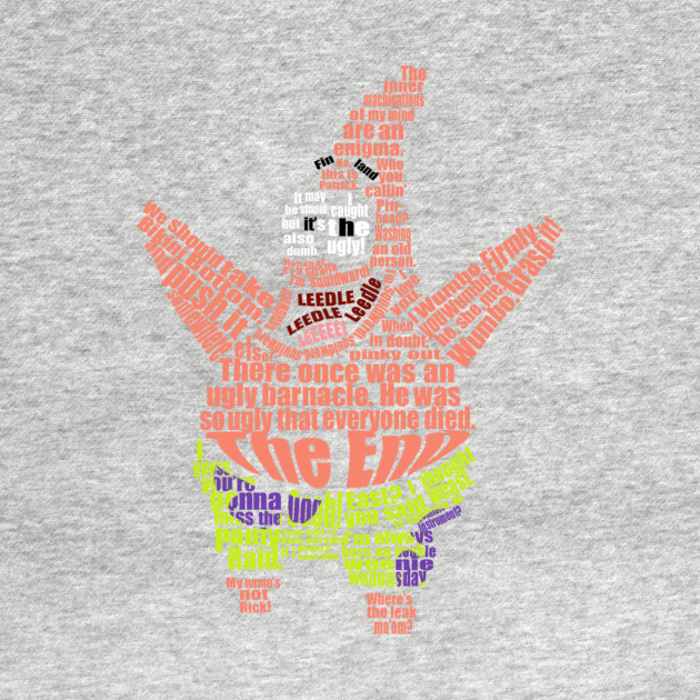 Patrick Star Quote Collage