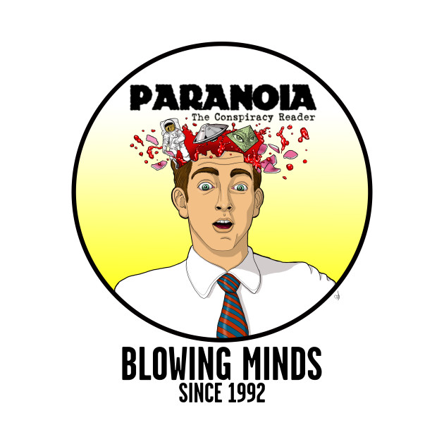 PARANOIA - Blowing Minds!