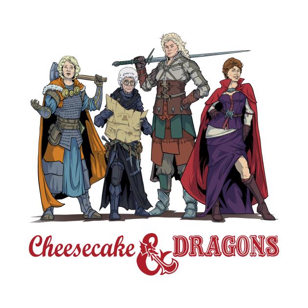 Cheesecake & Dragons