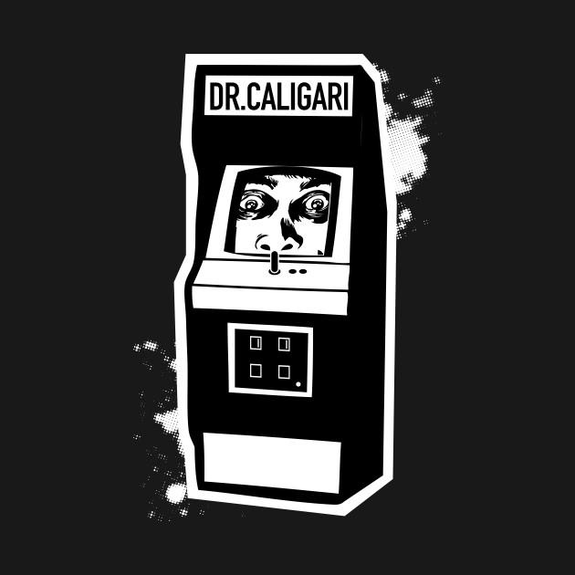 Caligari Arcade Cabinet