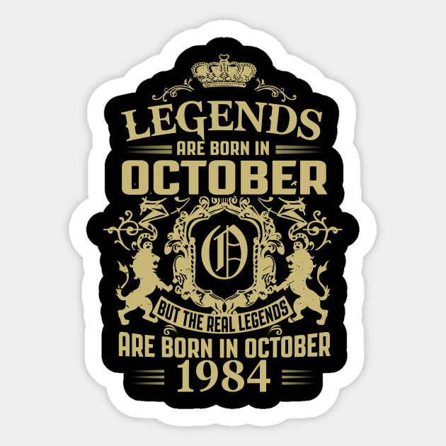 Kings Legends are Born in October 1984