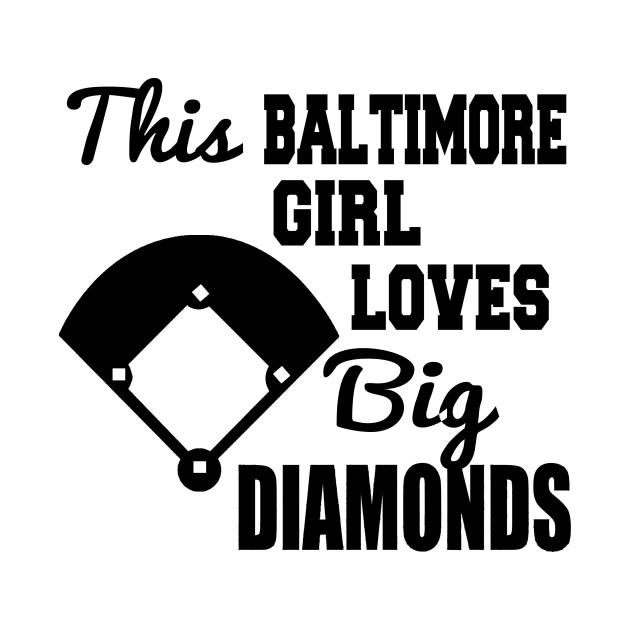 This Baltimore Girl Loves Diamonds