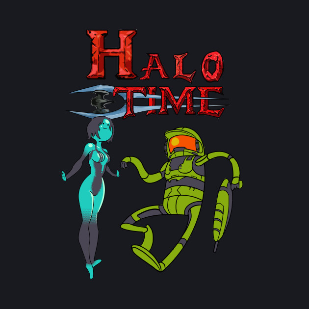 Halo Time!