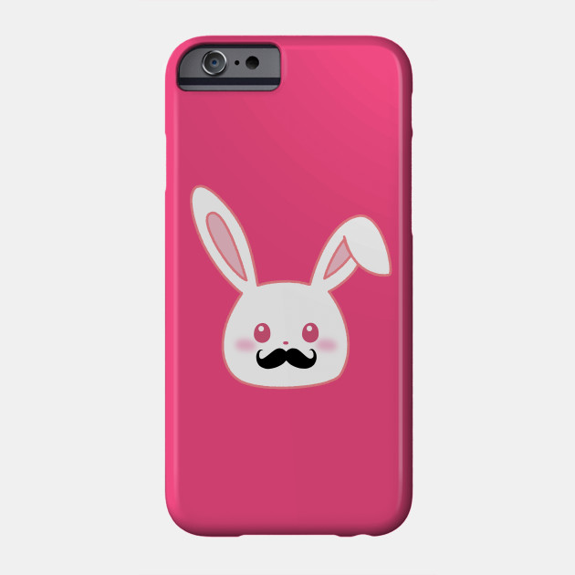 Funny easter bunny mustache rabbit hilarious gifts easter phone 1185484 1 negle Choice Image