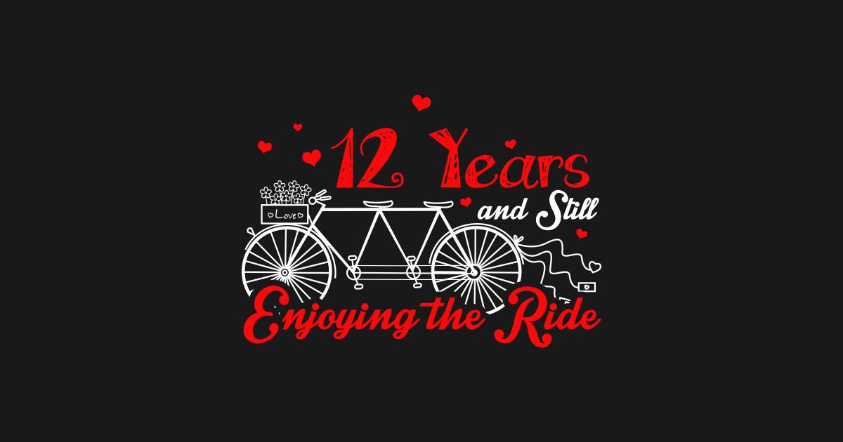 Wedding Anniversary Gifts 12 Years: 12th Wedding Anniversary Gift 12 Years Together