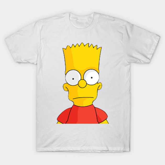 27041b45 Bart simpson - Bart - T-Shirt | TeePublic