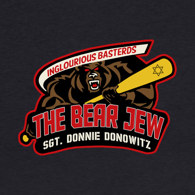 The Bear Jew logo