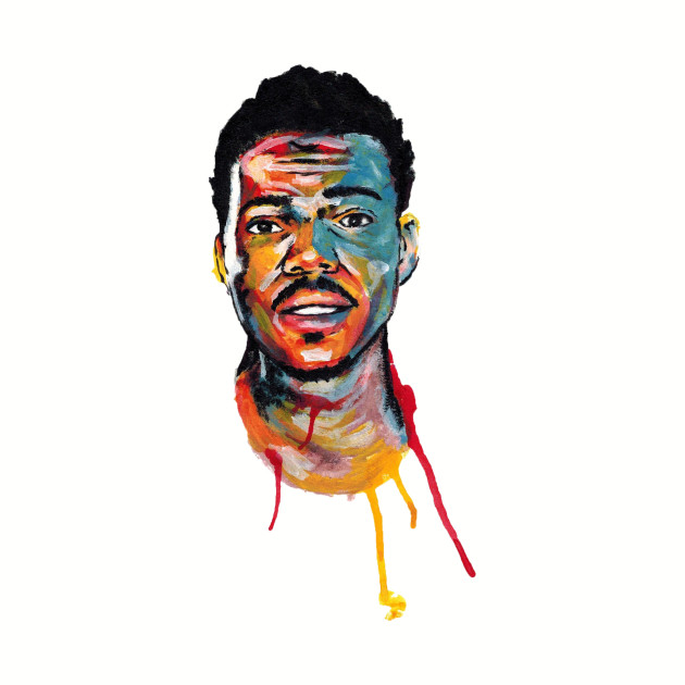 Chance the Rapper Color Bleed
