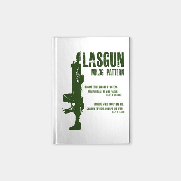 Lasgun Mk.36 Kantrael Pattern