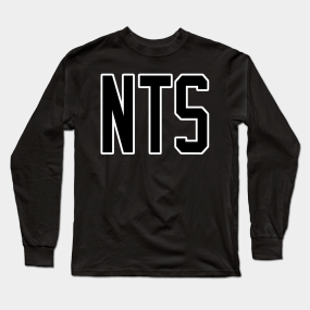 a239ae45552 Brooklyn Nets Long Sleeve T-Shirts | TeePublic