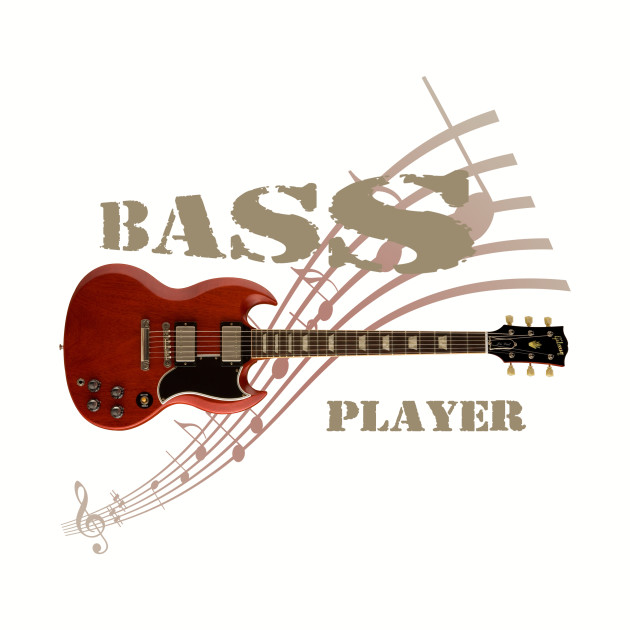 bass player Guitar
