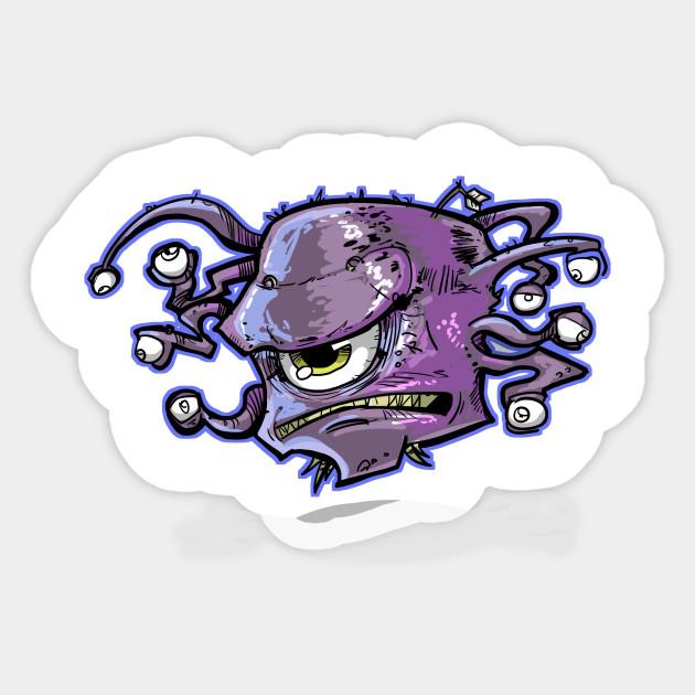 Beholder (D&D Monster Series)