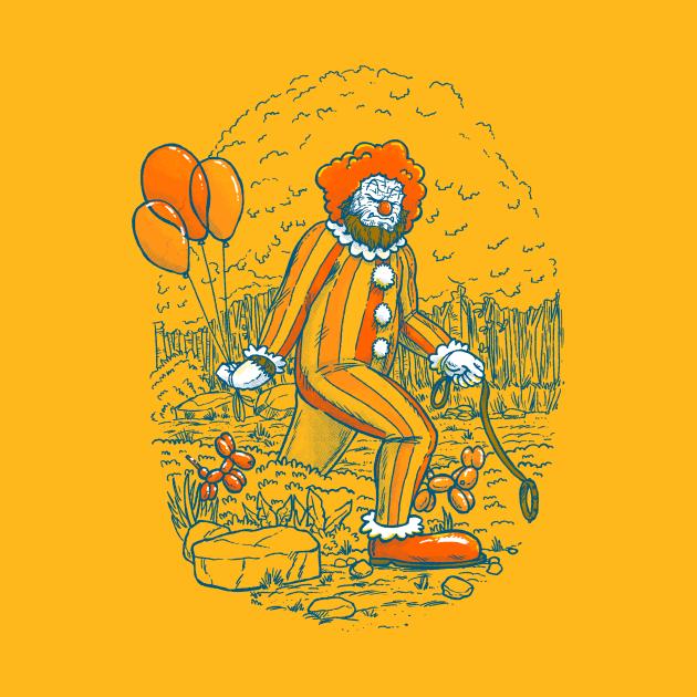 Clownfoot