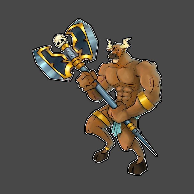 The Mighty Minotaur