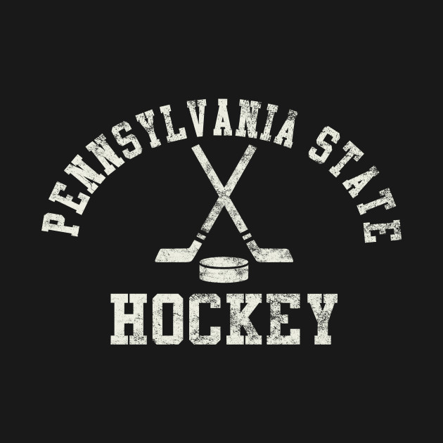 Vintage Pennsylvania State Hockey